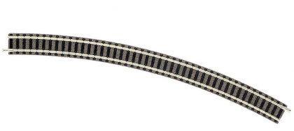 Fleischmann 9135 gebogenes Gleis R4 30 Grad