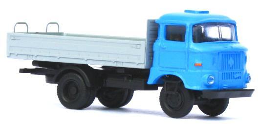 Hädl 121031 IFA W50 mit Stahlpritsche