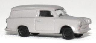 Hädl 122021-09 Trabant P50 Lieferwagen - Vorschau