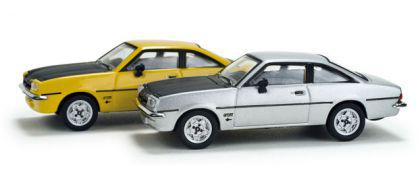 Herpa 034388 Opel Manta B GT/E metallic