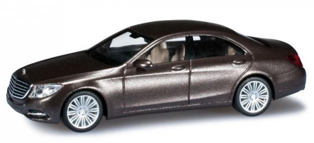 Herpa 038287 Mercedes Benz S-Klasse - Vorschau 1