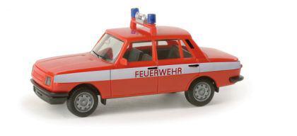 Herpa 048392 Wartburg 353 Feuerwehr