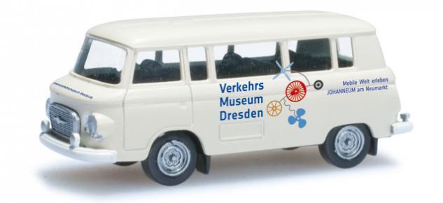 Herpa 066204 Barkas B1000 Verkehrsmuseum