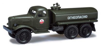 Herpa 744034 ZIL 157 Tankfahrzeug - Vorschau 1