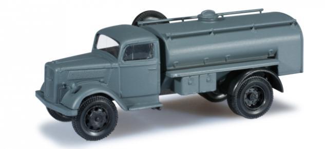 Herpa 744720 Opel Blitz Tank LKW