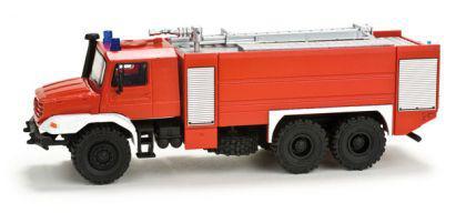 Herpa 049153 MB Zetros Feuerwehr