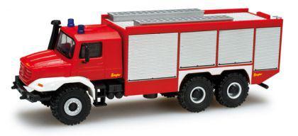 Herpa 049498 MB Zetros Feuerwehr