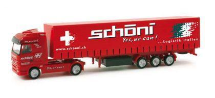 Herpa 065788 Sattelzug Schöni