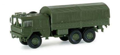 Herpa 740579 Militär LKW MAN 7t
