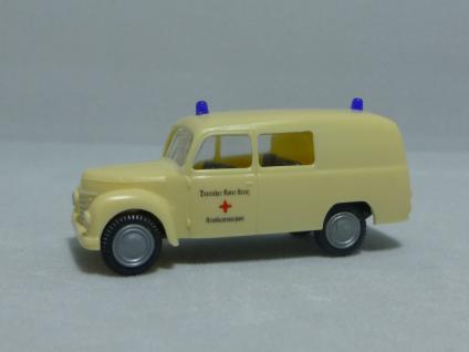 Permot 78186 Framo DRK Krankentransport - Vorschau 1