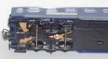 Viessmann 5050 Waggon-Innenbeleuchtung - Vorschau 3