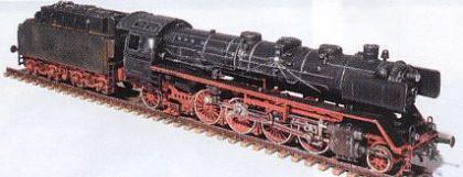 Italeri 8701 Dampflok BR 41