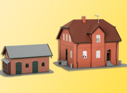 Kibri 38190 Siedlungshaus Bottrop