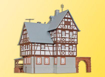 Kibri 38901 Torhaus in Miltenberg