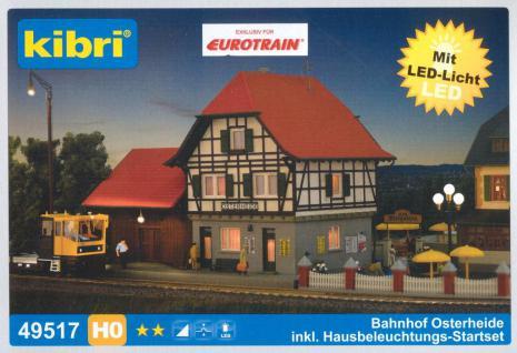 Kibri 49517 Bahnhof Osterheide