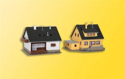Kibri 37041 2 Einfamilienhäuser - Vorschau 2