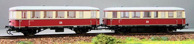 Kres 1351401 Triebwagenzug VT 135 DR