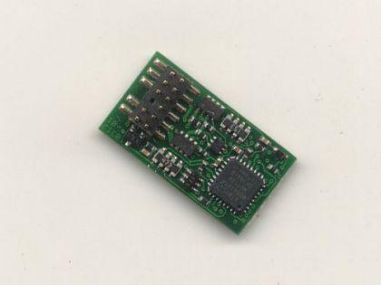 Lenz 10312-01 Decoder Silver PluX12 - Vorschau 1