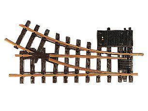 LGB 12050 Elektrische Weiche rechts R1