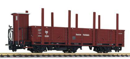 Liliput L245405 H0e Güterwagen mit Rungen