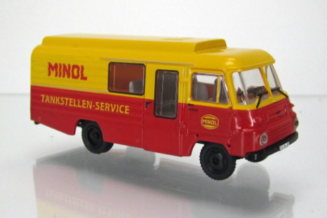MCZ 03-184 Robur LD 3000 Kombi Minol - Vorschau