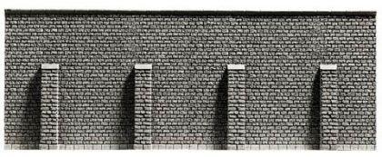 Noch 58056 Stützmauer PROFI-plus H0