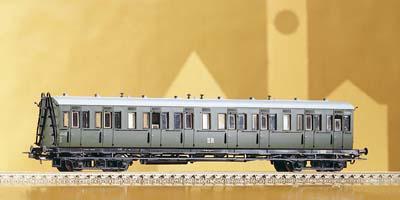 Piko 53213 Abteilwagen DR