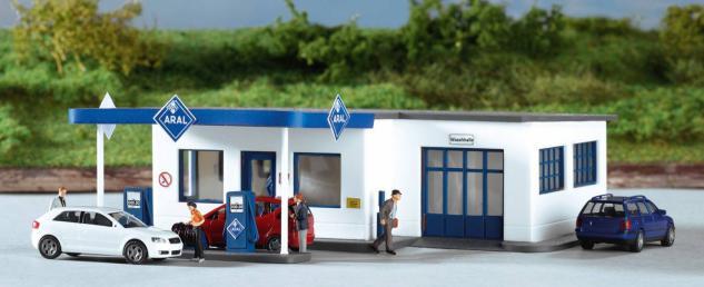 Piko 61827 Tankstelle