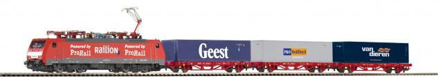 Piko 97908 H0 Start-Set Güterzug