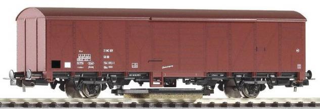 Piko 54998 Schienenreinigungswagen DR