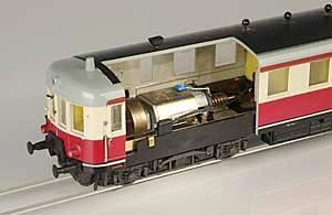 pmt 32101 Antriebssatz BR 185 VT 137