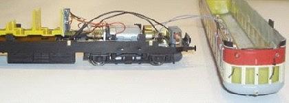 pmt 32101 Antriebssatz BR 185 VT 137 - Vorschau 3
