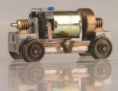 pmt 32101 Antriebssatz BR 185 VT 137 - Vorschau 2