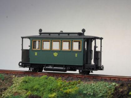 pmt 52203 H0e Personenwagen K.sä.St.E.