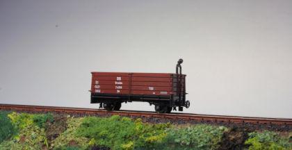 pmt 54285 H0e Offener Güterwagen