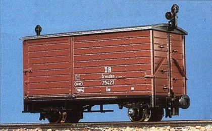 pmt 54286 H0e Gedeckter Güterwagen