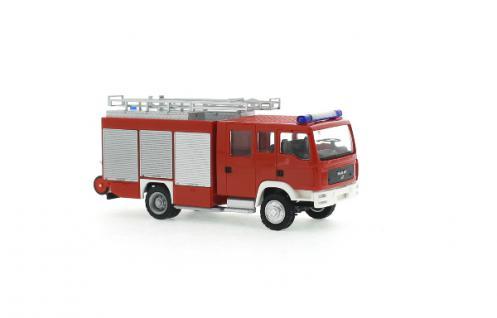 Rietze 68238 MAN HLF TGM Schlingmann