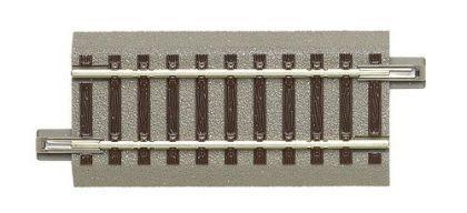 Roco 61112 gerades Gleis 76mm