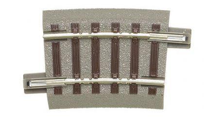 Roco 61129 gebogenes Gleis R2 7, 5 Grad - Vorschau 1