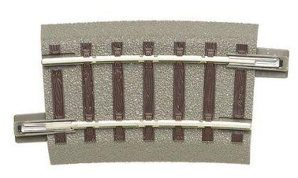 Roco 61130 gebogenes Gleis R3 7, 5 Grad