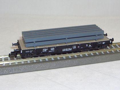Roco 37588 Schwerlastwagen mit Brammen