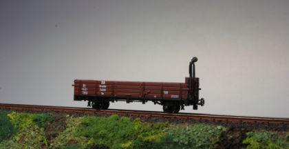 pmt 54281 H0e Offener Güterwagen