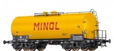 Brawa 48942 Kesselwagen ZZ Minol der DR