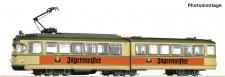 Roco 52580 Straßenbahn Gelenktriebwagen
