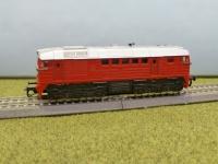 BTTB Start Diesellok BR 120 Taigatrommel