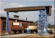 Auhagen 11401 Überladekran