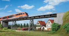 Auhagen 11430 Pendelpfeiler-Brücke