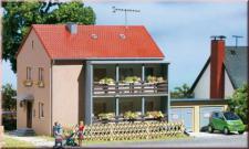 Auhagen 12236 Mehrfamilienhaus H0/TT