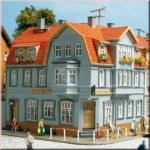 Auhagen 12249 Eckhaus H0/TT