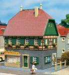 Auhagen 12347 Wohnhaus mit Laden